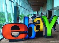 Интернет-аукцион eBay приспособится к новым российским законам