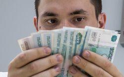 В кризис реальные доходы сотрудников компаний РФ сократились на 6 процентов