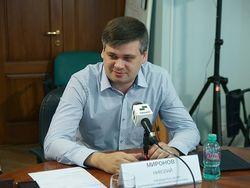 Глава ЦЭПР Николай Миронов