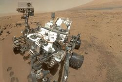 NASA зародила жизнь на Марсе