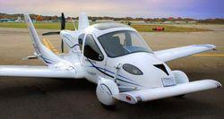 Google собирается купить разработчика летающего автомобиля