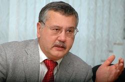 Гриценко: за потерю Крыма ответственен Турчинов