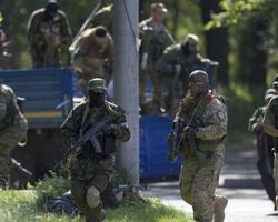 Тымчук: боевики открыли огонь по позиции сил АТО