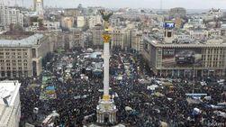 ИноСМИ активно освещают Марш миллионов в Киеве