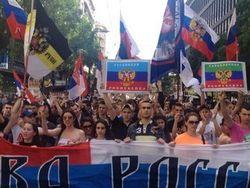 ЛНР просит РФ, Абхазию, Никарагуа, Чечню признать ее независимость