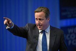 Кэмерон требует исключить Россию из мировой финансовой системы