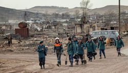 В России объяснили, что МЧС не обязано заниматься гуманитаркой волонтеров