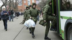 В России перебор с желающими служить в армии