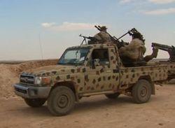 Кремля ли рука: ливийский маршал с войском атакует столицу