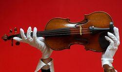 Скрипки Страдивари стоят миллионы долларов