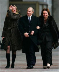 "Newsweek опубликовала ""Совершенно секретную жизнь Путина"""