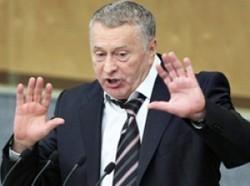 Казахстан резко осудил слова Жириновского о своем присоединении к России