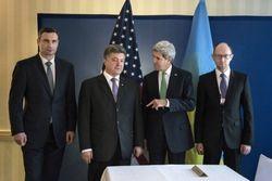 Яценюк назвал условия при которых оппозиция готова взять на себя ответственность за Украину
