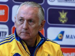 Федерация футбола Украины хочет продлить контракт с Михаилом Фоменко