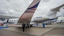Супер-джет Gulfstream G650