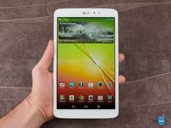 Планшет LG G Pad официально представлен – характеристики и цена