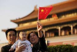 Китайский парламент разрешил семьям иметь двух детей