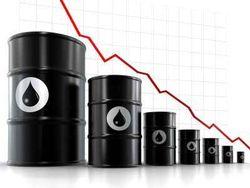 С начала года нефть уже подешевела на 16 процентов