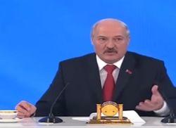 Встреча Лукашенко с Рогозиным
