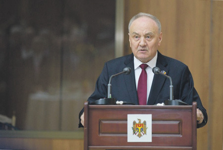 ВМолдове приняли новейшую стратегию нацбезопасности
