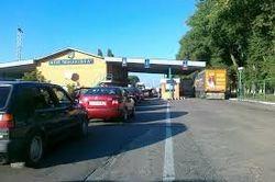 На Луганщине пьяный россиянин на авто пытался прорваться через границу