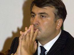Арестованы все банковские счета Саакашвили