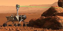 Закат миссии Curiosity: марсоход НАСА распорол колесо об острый камень