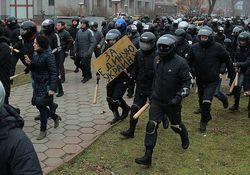 Журналисты бегут из городов, захваченных сепаратистами – Гармаш