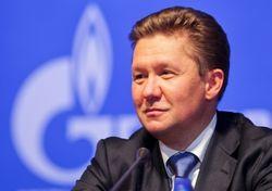 """Миллер: У """"Нафтогаза"""" увеличилась потребность в российском газе"""