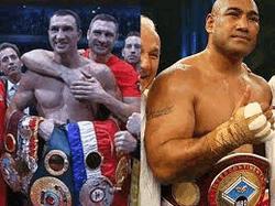 Бой Владимира Кличко с Липаи пройдет 26 апреля
