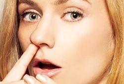 Не суйте пальцы в нос – это смертельно опасно