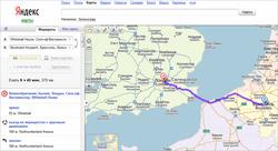 «Яндекс» обновила карту мира, доступную на сервисе «Яндекс.Карты»