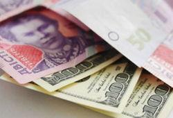 Отток капитала из Украины не прекращен: гривна временно укрепилась к доллару США