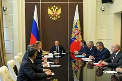 Путин дал приказ отвести войска от границ Украины