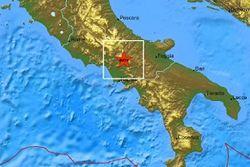 В Италии пятибалльное землетрясение – последствия уточняются