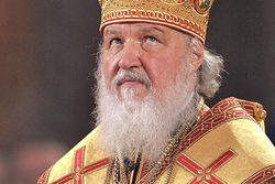 Патриарх Кирилл выступил с критикой «креативного класса»