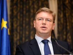 Еврокомиссар считает, что президент не должен говорить такие вещи