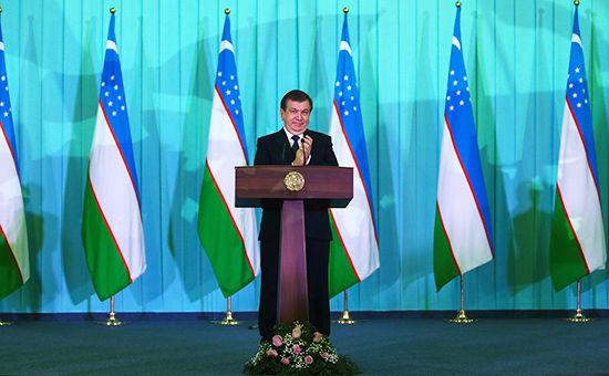 Reuters узнало орасколе вруководстве Узбекистана