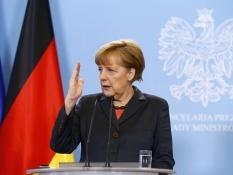Ангела Меркель готова помочь Украине военной техникой