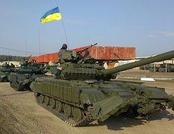 В центр Станицы Луганской зашли украинские танки – СМИ