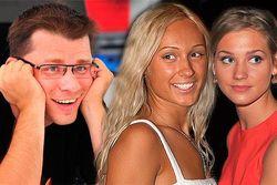 Как Гарик Харламов стал двоеженцем, расписавшись с Кристиной Асмус