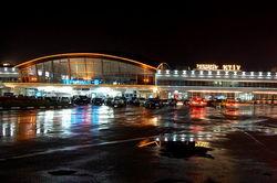 Аэропорты и вокзалы Киева заработали - бомб не нашли