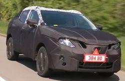 Nissan приоткрыл завесу над новым Qashqai