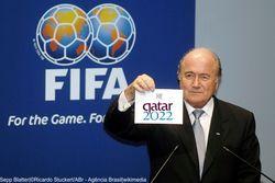Блаттер объявляет Катар местом проведения ЧМ-2022