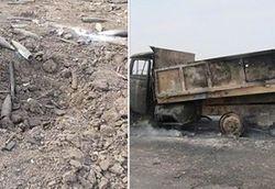 Блокпост под Мариуполем обстреляли из минометов – «Азов»