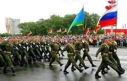 Треть военных расчетов на параде 9 мая в Минске будет из России