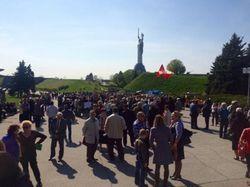 В Киеве начались задержания провокаторов на первомайских акциях