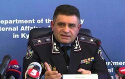 На День Победы милиция в Киеве будет открывать огонь при малейшей угрозе