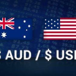 Австралийский доллар отступил от локальных максимумов в паре с американцем