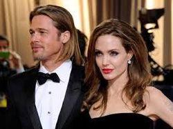 Анджелина Джоли и Брэд Питт таки сыграли свадьбу